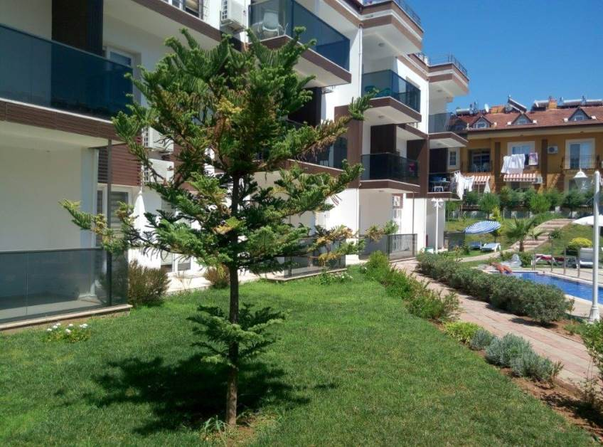A0174 Mordern Apartment for Sale in Hisarönü.