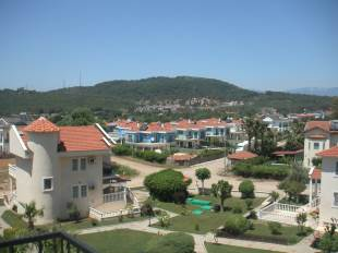 A0135 Immaculate 3 Bedroom Duplex Apartment in Ovacik.