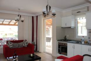 A0100 Modern 3 bedroom apartment in Ovacik
