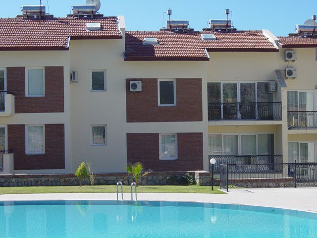 A0048 2 Bedroom Apartment for Sale in Ovacık